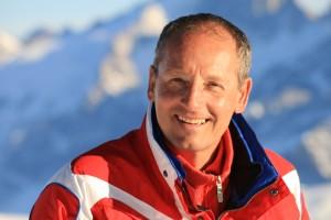moniteur de ski