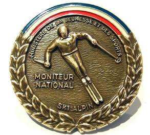 Moniteur national de ski
